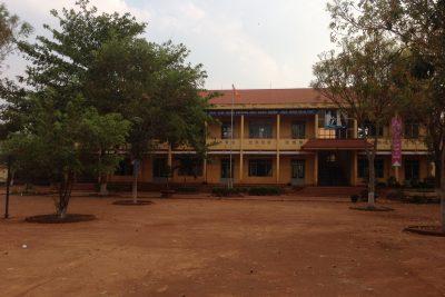 Hình ảnh trường THCS Cao Bá Quát